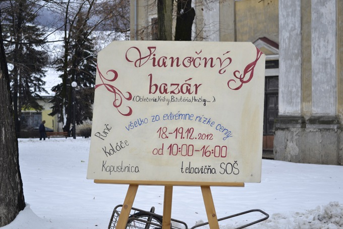 Vianočný bazár na SOŠ v Tisovci « Echoviny.sk – regionálne ... ac537fad139