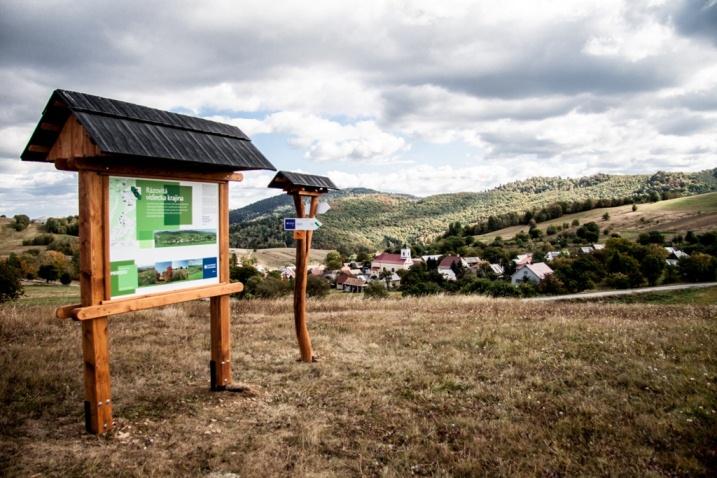 """Kategória č. 5 Naše """"naj"""" - Náučný chodník nad Šoltýskou (Foto: Katarína Acélová)"""